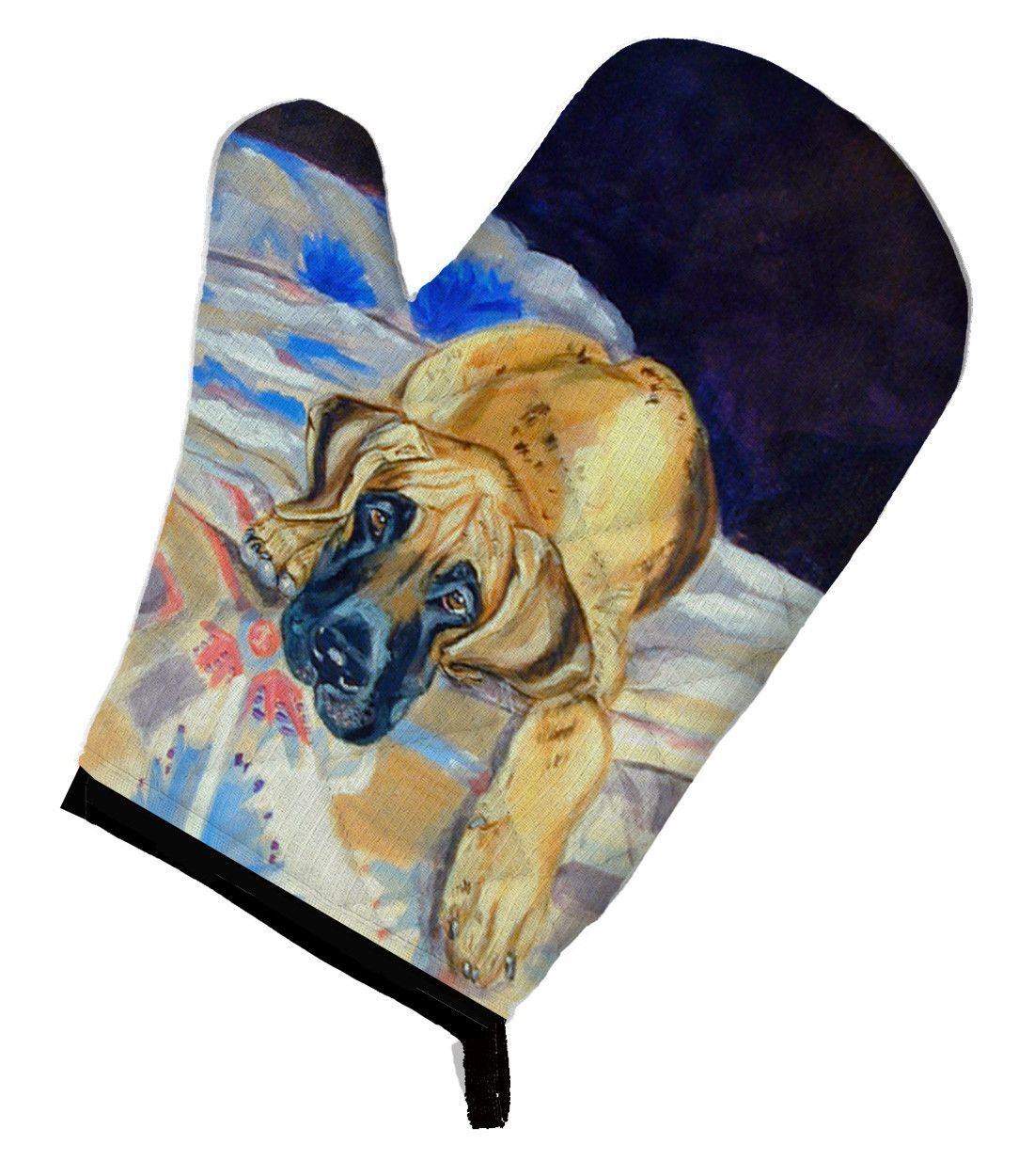Fawn Great Dane Oven Mitt 7258OVMT