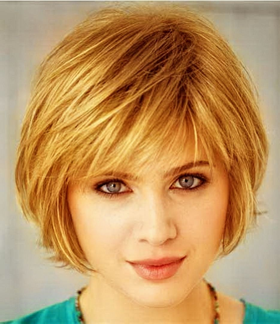 Short Hairstyles For Fine Hair 20 Super Chic Hairstyles For Fine Straight Hair  Pinterest  Fine