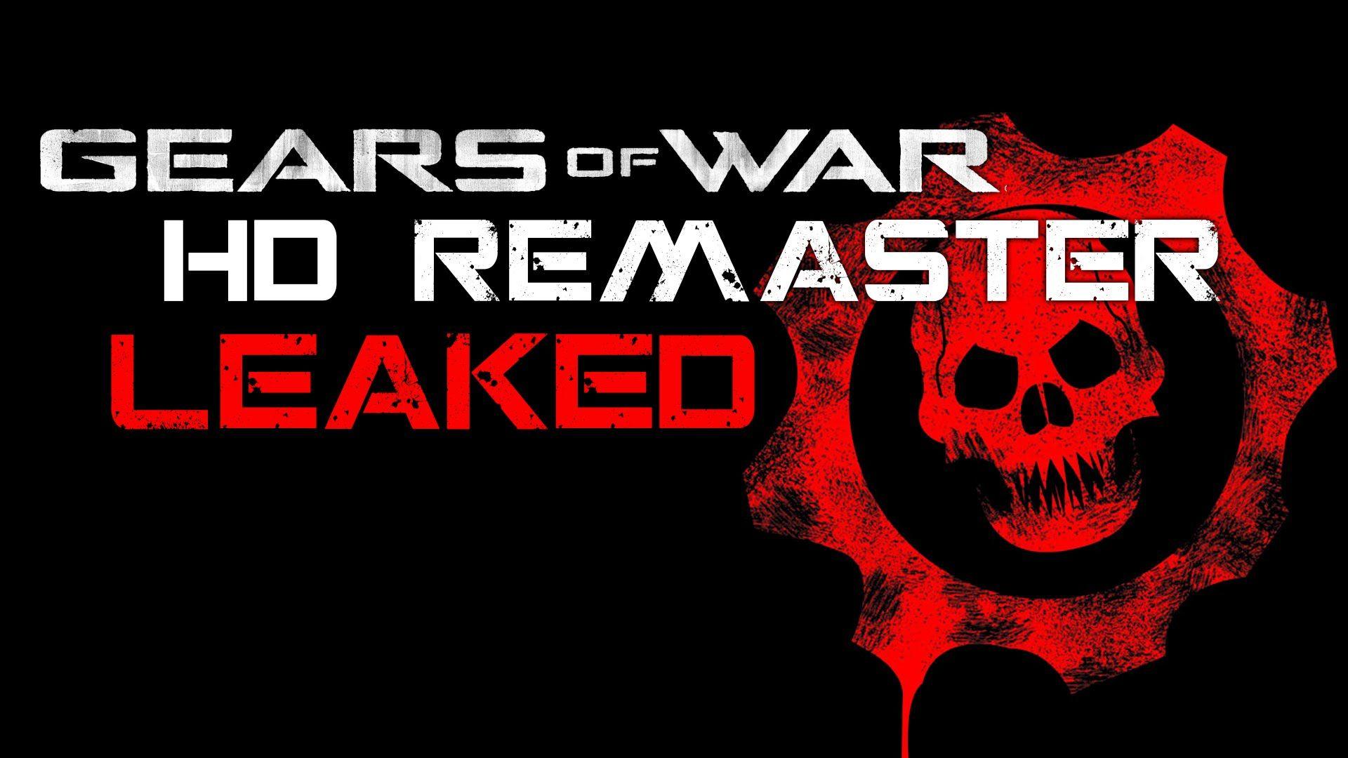 Gears of War HD LEAKS - The Know