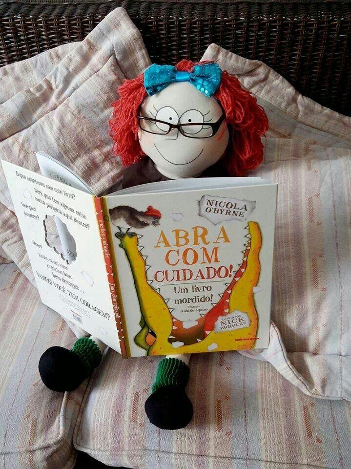 Abra Com Cuidado Com Imagens Literatura Infantil Infantil