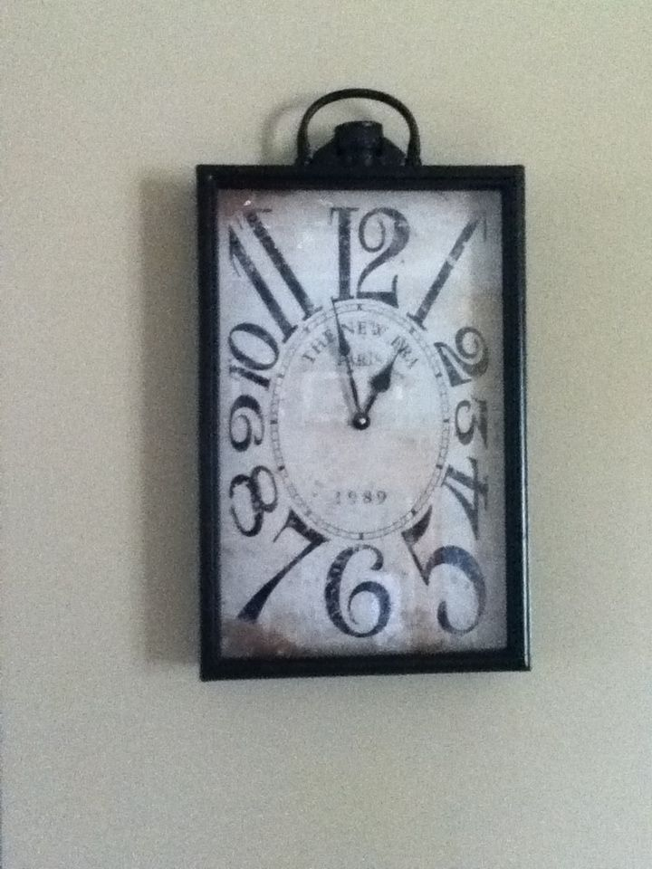 This is such a cool clock!!!!
