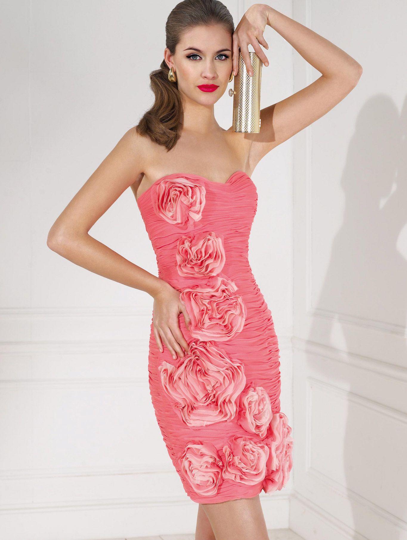 Famoso Vestidos De Fiesta Charlotte Nc Friso - Colección de Vestidos ...
