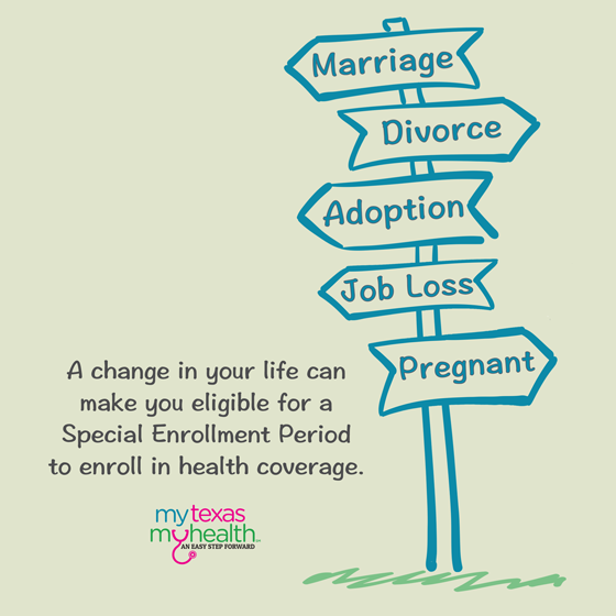Missed the deadline to enroll for health coverage on the