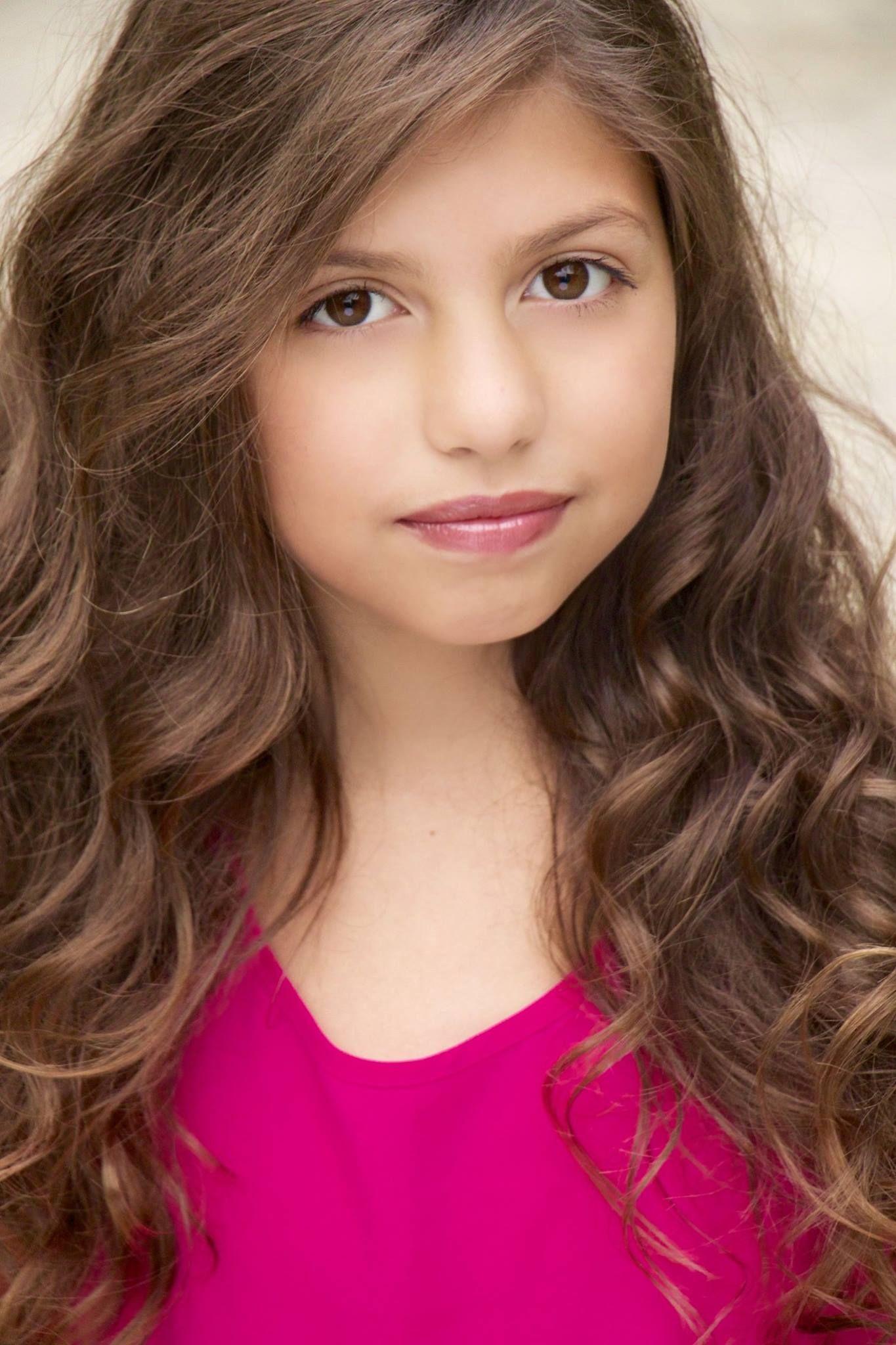 2016 USA National Miss Southeast Preteen - Isabella Gonzalez