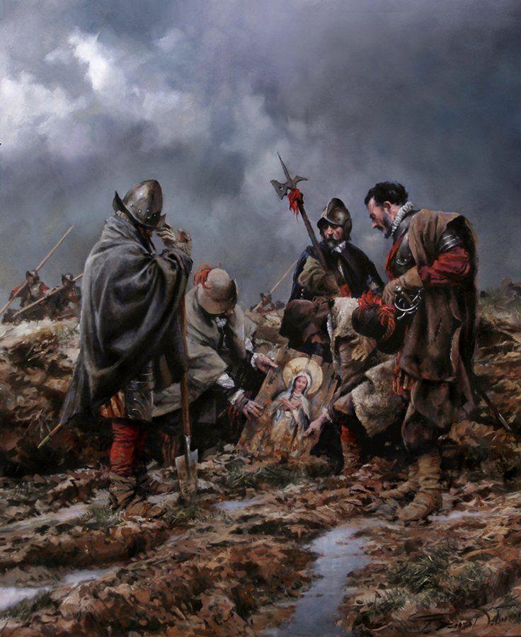 Mittelalter Krieg