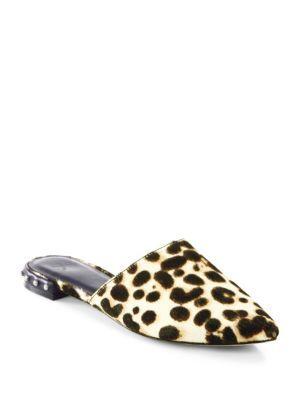 JOIE. Joie ShoesFlat MulesCalvesLeopardsBaby CowsTone Calves. JOIE Akay  Calf Hair Slides.
