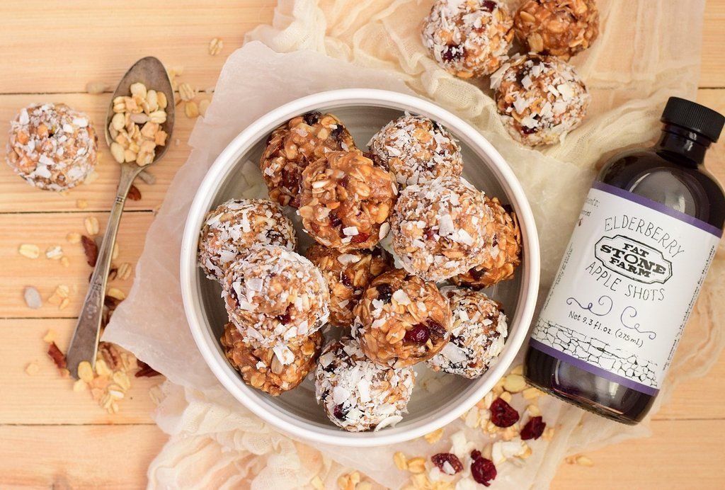 Elderberry energy bites elderberry recipes food recipes