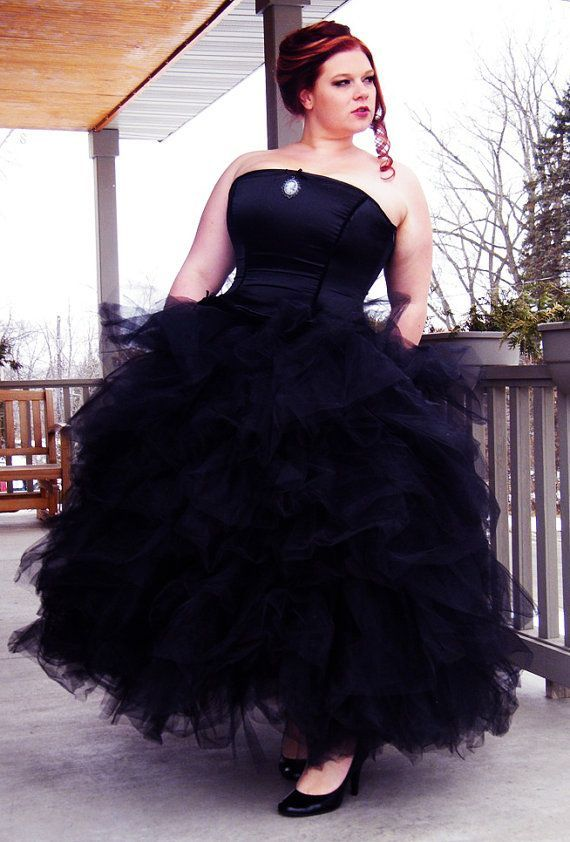 Plus size wedding gowns with color | Wedding ideas | Pinterest ...