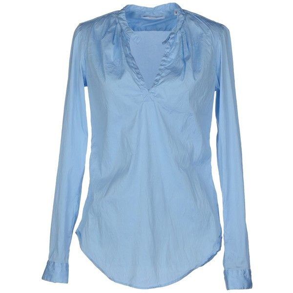 AGLINI Blouse found on Polyvore | #AutumnSpring #WarmAutumn #style #romantic #natural