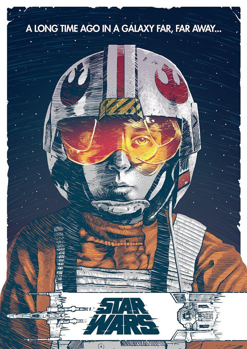 Star Wars: A Long Time Ago… - Created by Luke Preece   Star Wars ...