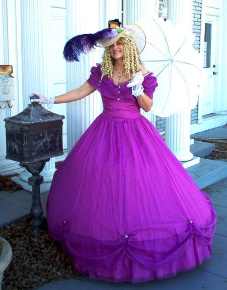 Southern Belle Halloween Costumes | Belle, Wedding and ...fun