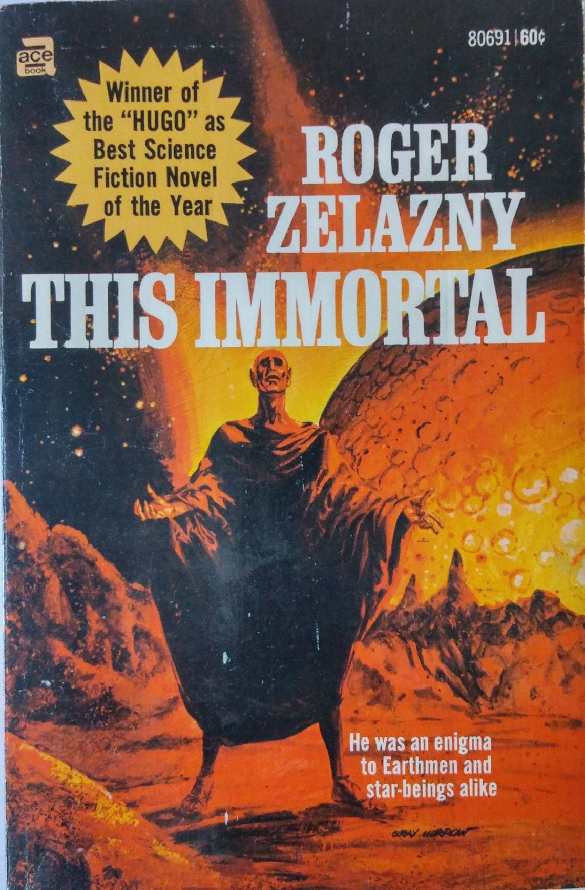 This Immortal (Ace Books 80691) -- Roger Zelazny