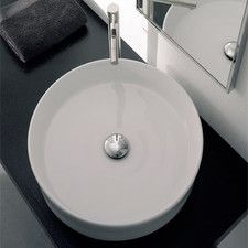 Geo Above Counter Bathroom Sink