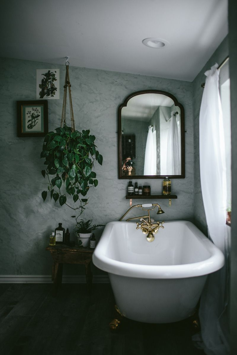 Master bedroom bathroom  Pin by Landalouse on Le bain chez grandmère  Pinterest  Master