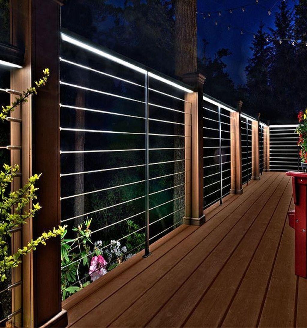 Admiring Deck Railling Ideas That Will Inspire You 45 di