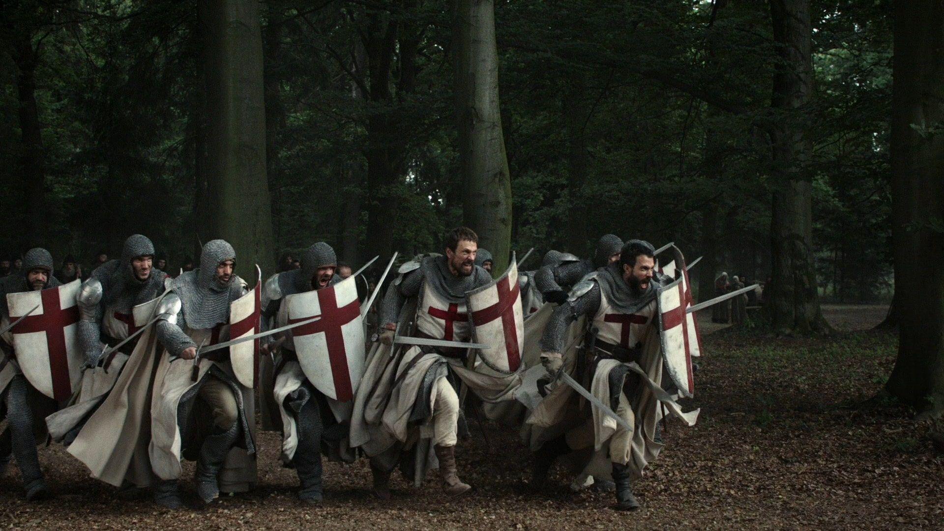 Templariusze - najlepsze seriale historyczne