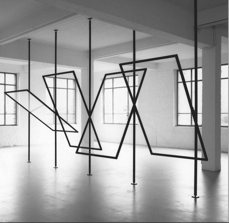 Gerhard richter 4 glasscheiben expo arch pinterest for Raumgestaltung johnen