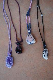 necklaces macrame9