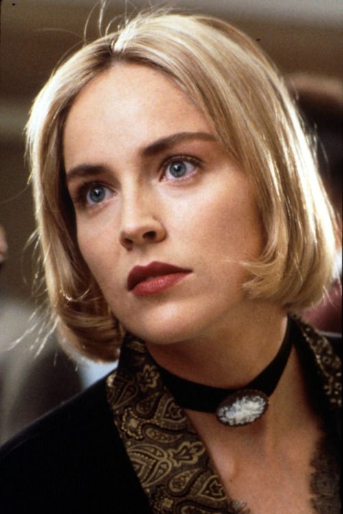 Women Of The 90s With Images Sharon Stone Sharon Stone Sliver