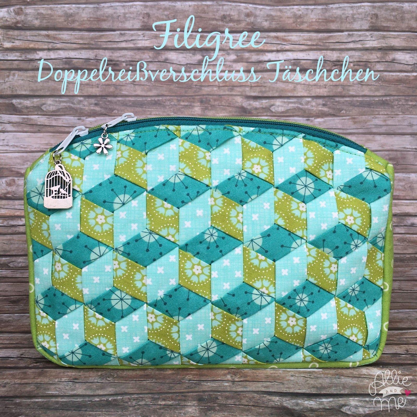 Fabric Weaving Täschchen - aus gewebten Schrägbändern | Fabric ...