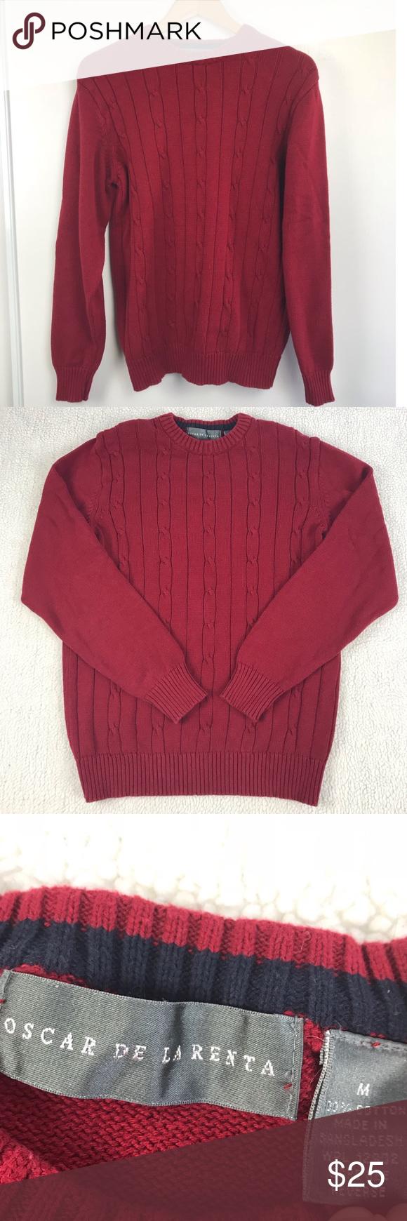 Final Price Oscar De La Renta Mens Sweater My Posh Picks
