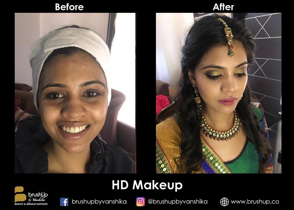 Best professional bridal makeup artist in delhi ncr