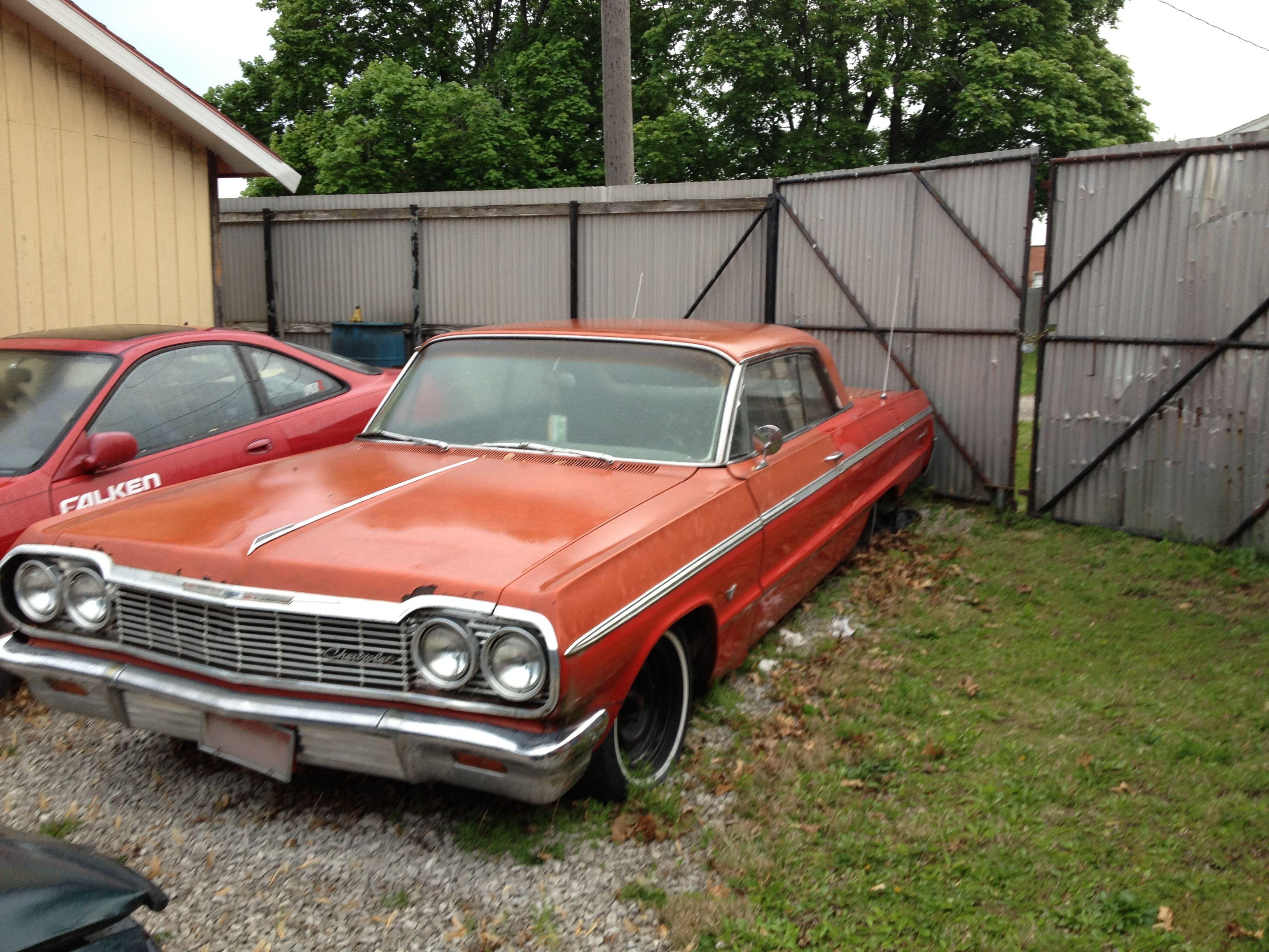 Pin On Impala Restoration Project