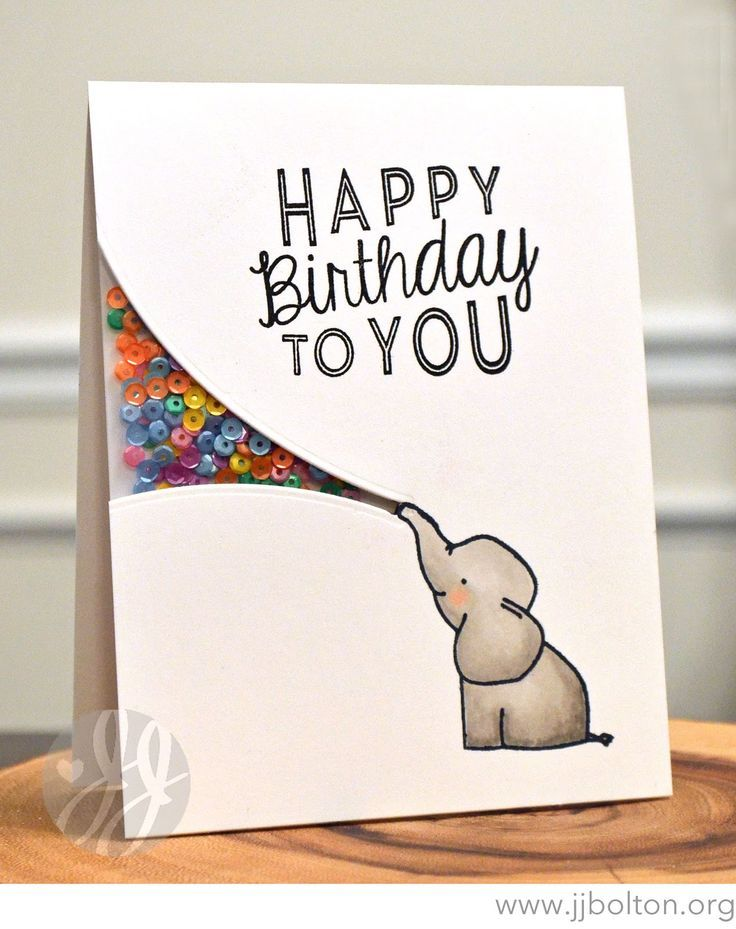 41 Handmade Birthday Card Ideas With Images And Steps Kids