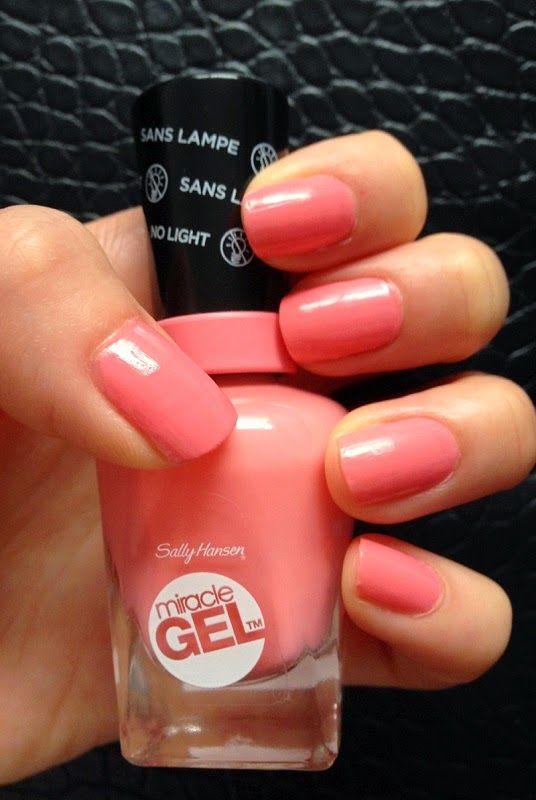 Beauty Finds That Won T Break The Bank Sally Hansen Miracle Gel