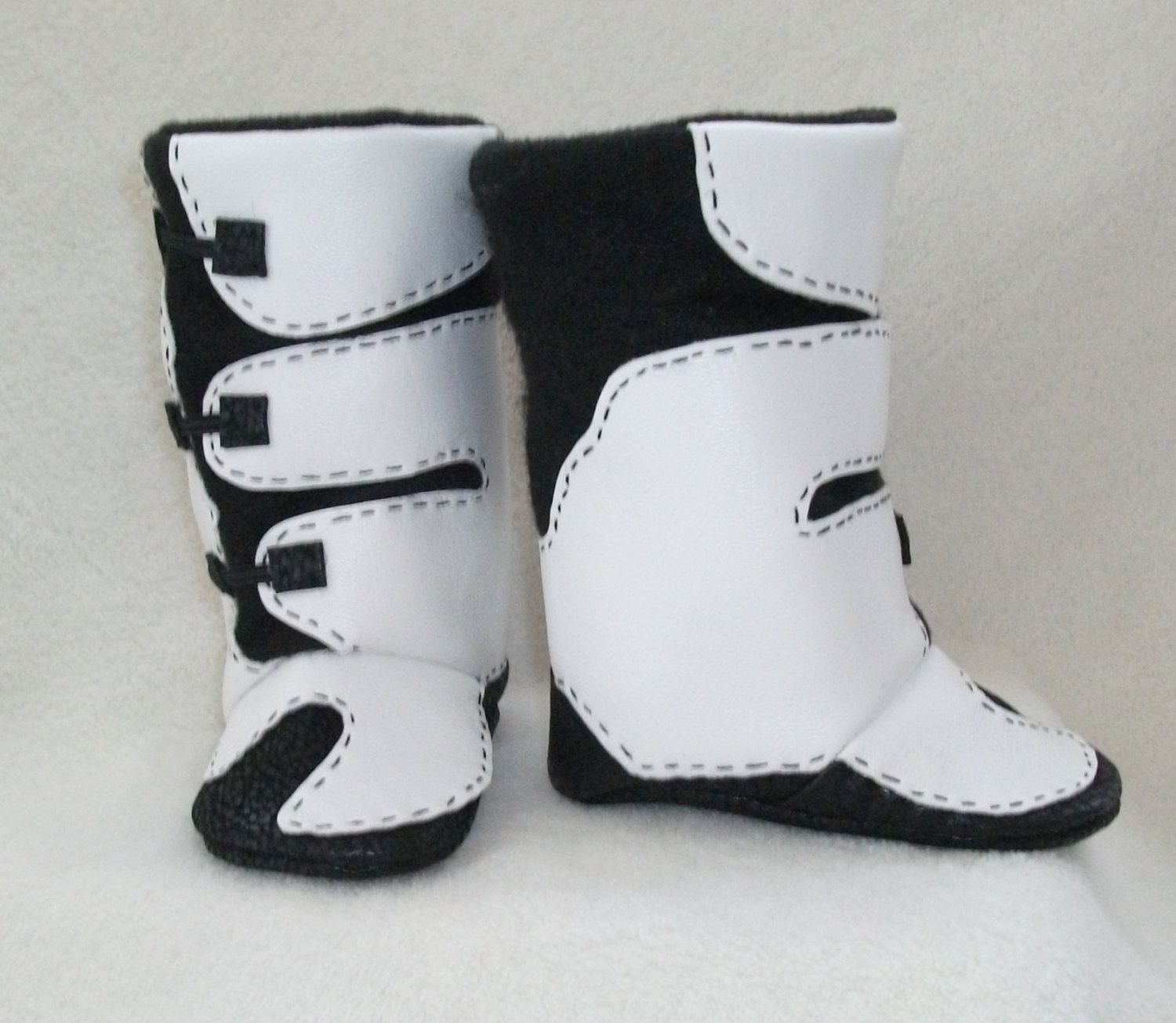 Baby boy or girl boots baby boots baby shoes motocross boots