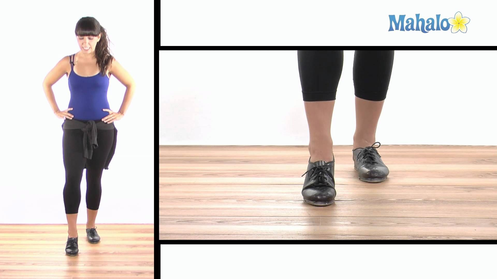 How to Do a Flap Heel in Tap Dance (+playlist)