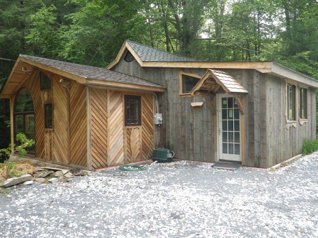 Vrbo Com 486892 Cozy Winter Streamside Cabin Convenient To Ski Liberty And Gettysburg Cabin Cabin Vacation Getaway Cabins