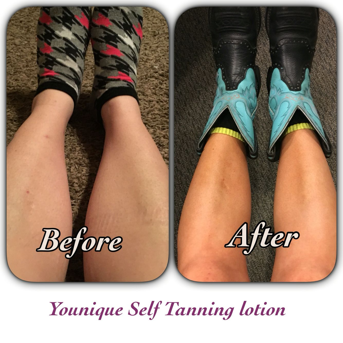 Self tanning lotion! http:/www.youniqueproducts.com/KristiePetersen