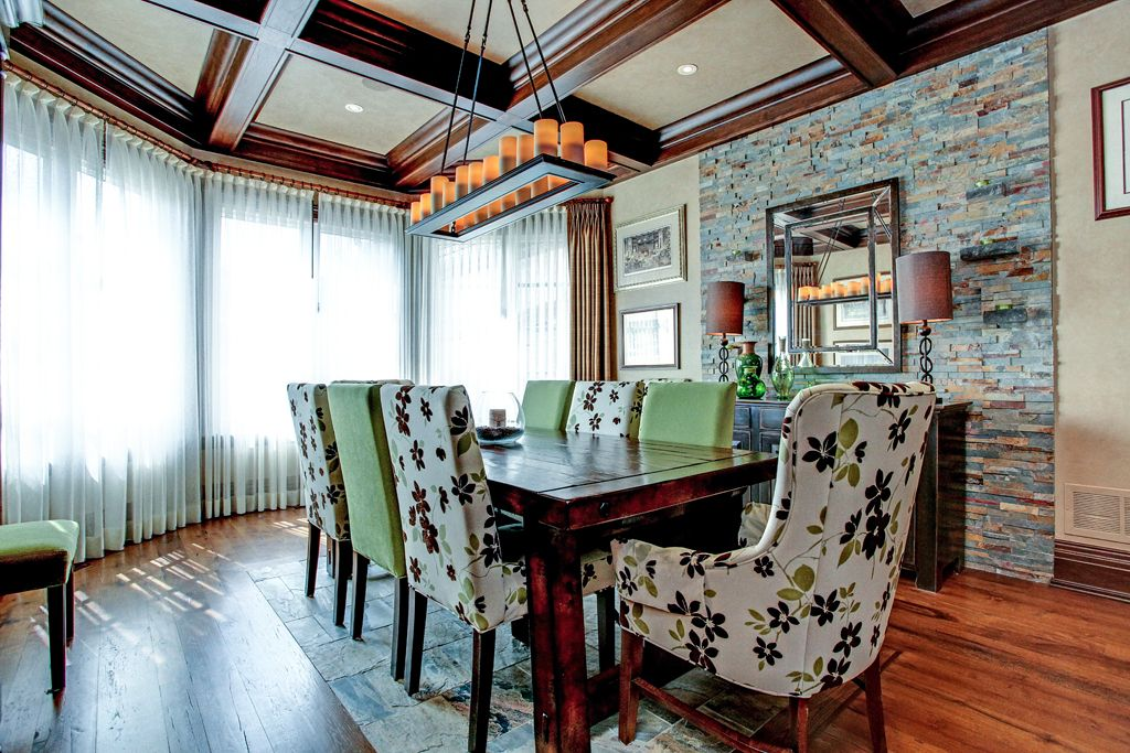 Funky And Rustic Dining Room25 Turtle Lake Drive Acton Captivating Funky Dining Room Design Decoration
