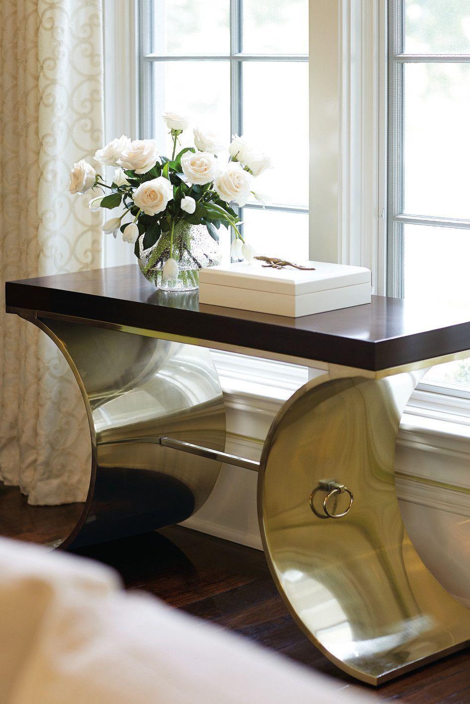Jet Set Console Table Bernhardt Furniture Bernhardt Furniture