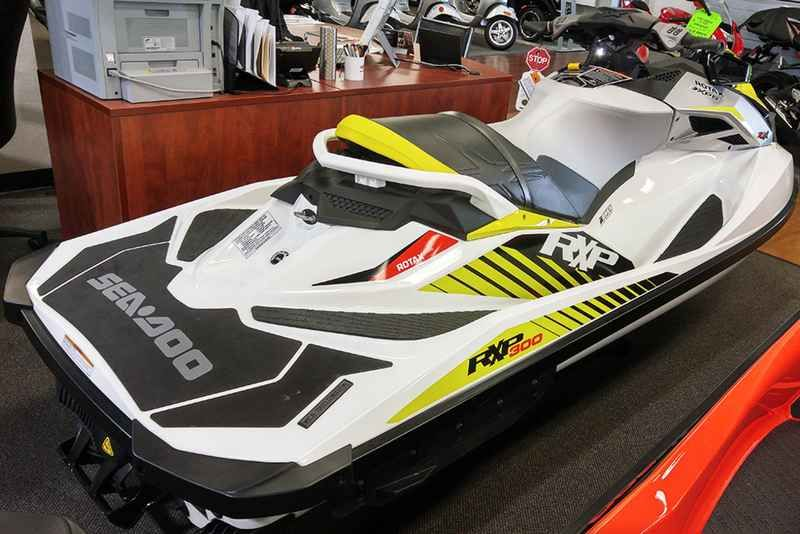 New 2017 Sea Doo Rxp X 300 Jet Skis For In California