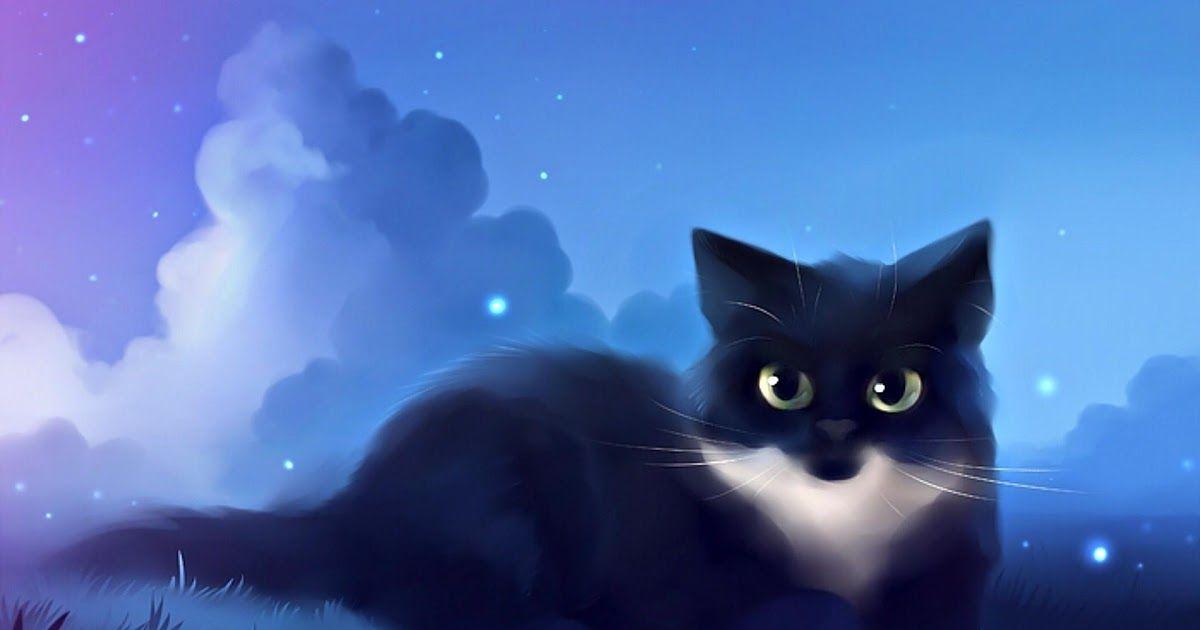16 Anime Wallpaper Cute Kitty Cute Kitty Cat Anime Wallpapers Wallpaper Cave Source Wallpapercave Com C In 2021 Animal Wallpaper Black Cat Anime Kitten Wallpaper