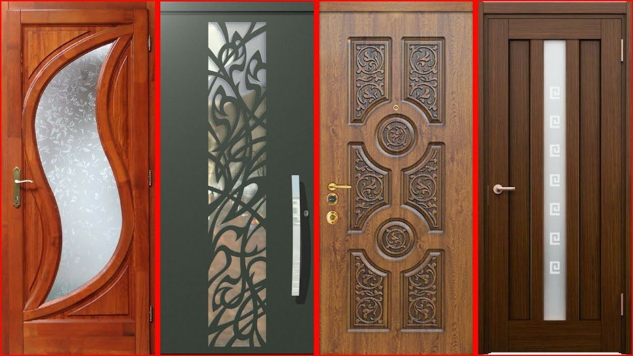 Top 50 Modern Wooden Door Designs For Home 2018 Main Door Design For R House Main Door Design Door Design Interior Main Door Design