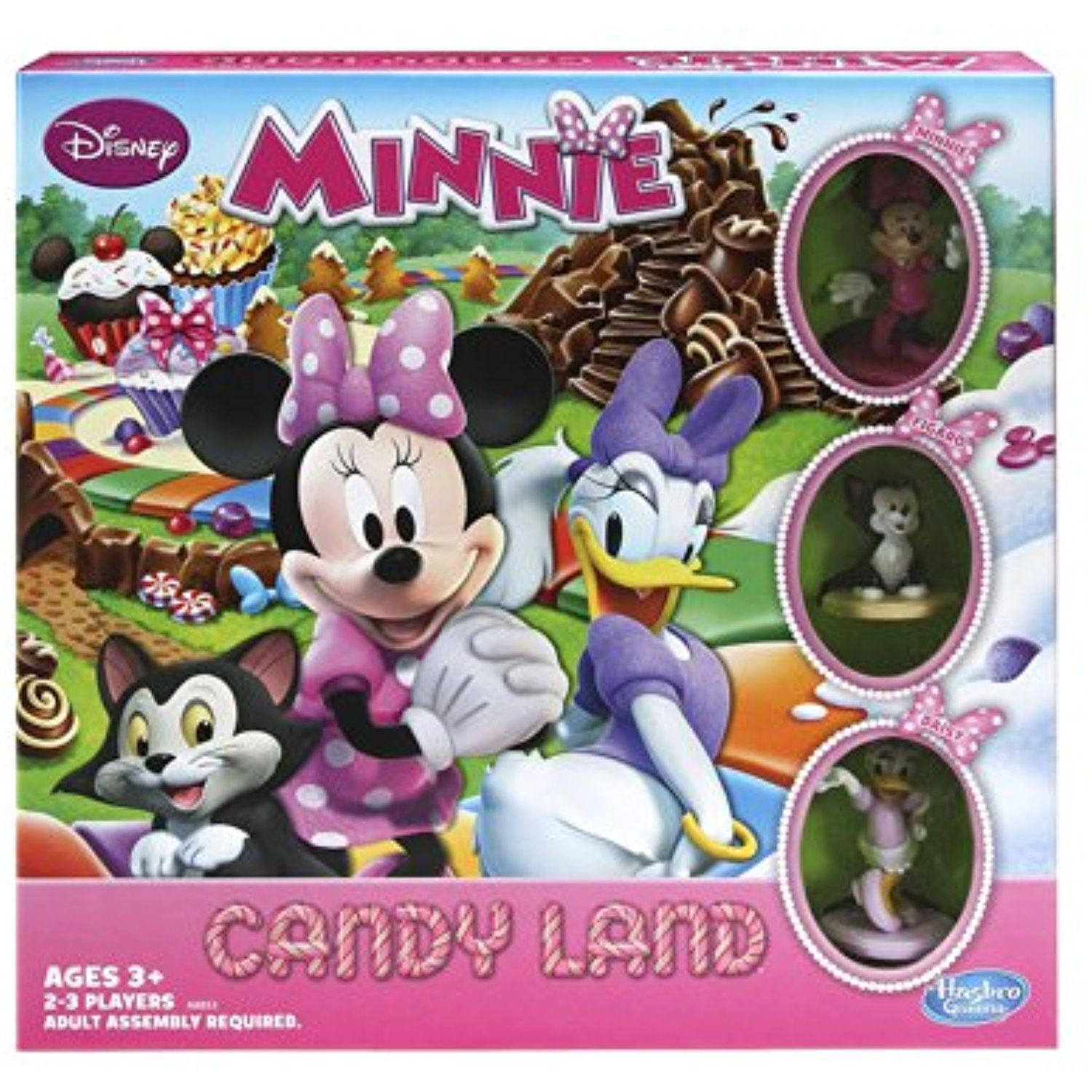 Candy Land Game Disney Minnie Mouse\'s Sweet Treats Edition >>> Click ...