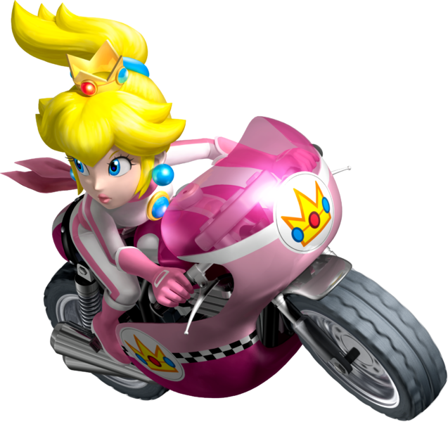 Image result for princess peach mario kart