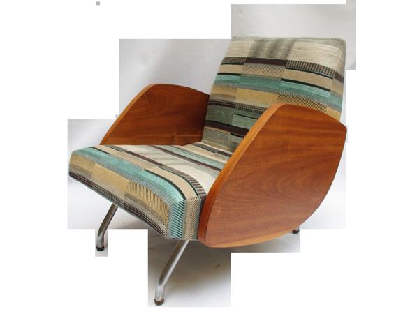 Fotel 360 Lata 60 Produkcja Zjednoczenie Przemysłu