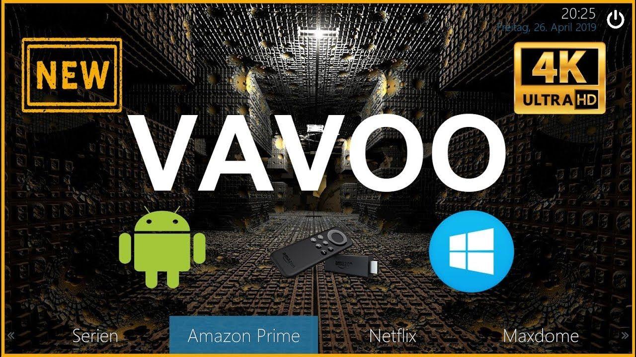Best Vavoo V Mod Mr Evil Mit Vavoo Live Tv Bundle April 2019 Serien Projekte