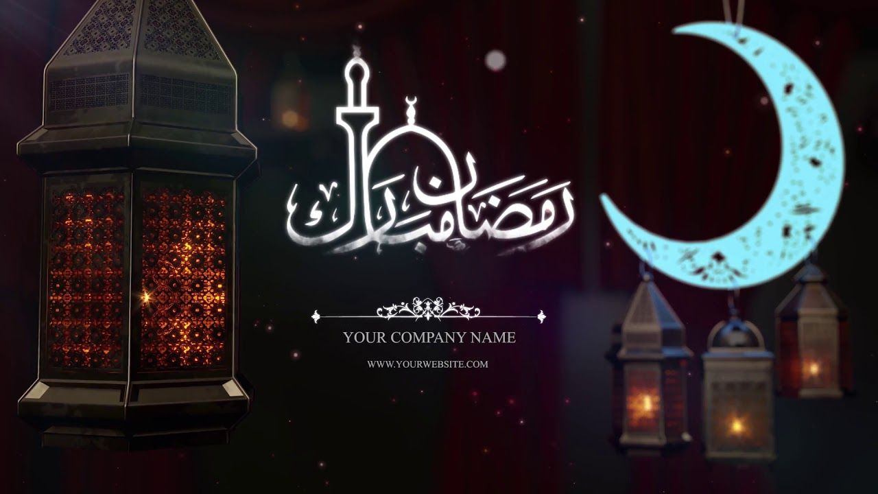 Ramadan Kareem Pack for After Effects 2019 | After Effects Project Files
