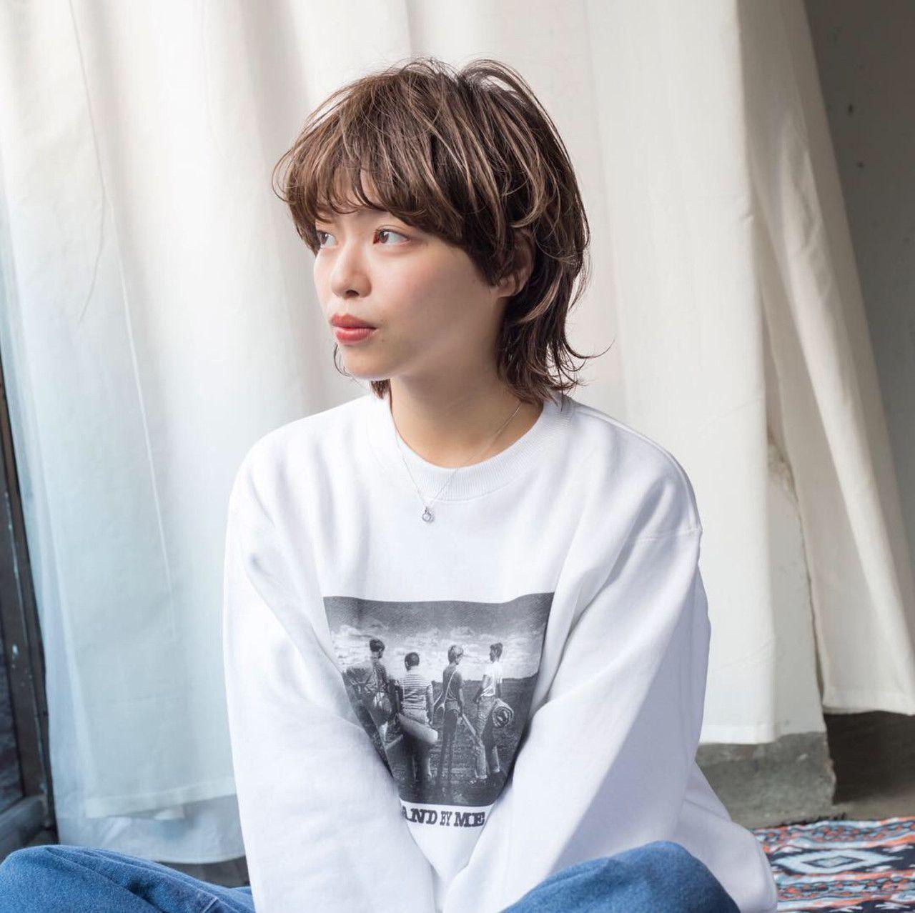 Pin by Lesleigh on hairstyles in 2020 | Korean short hair ...