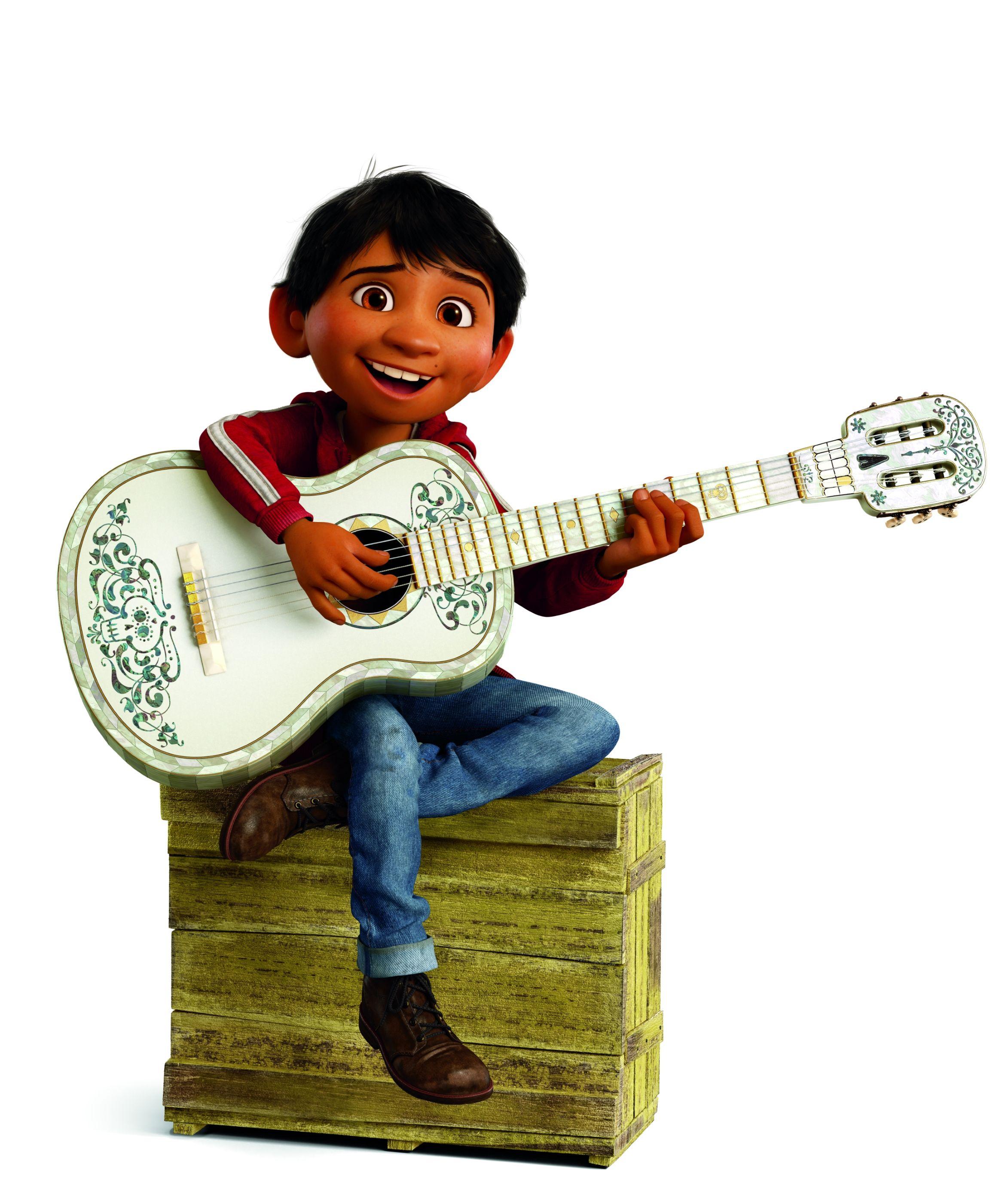 Disney Pixar Coco Miguel