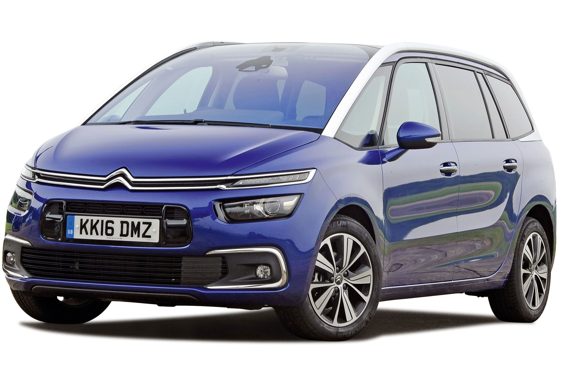 The Citroen Grand C4 Picasso Is The Largest MPV In The French