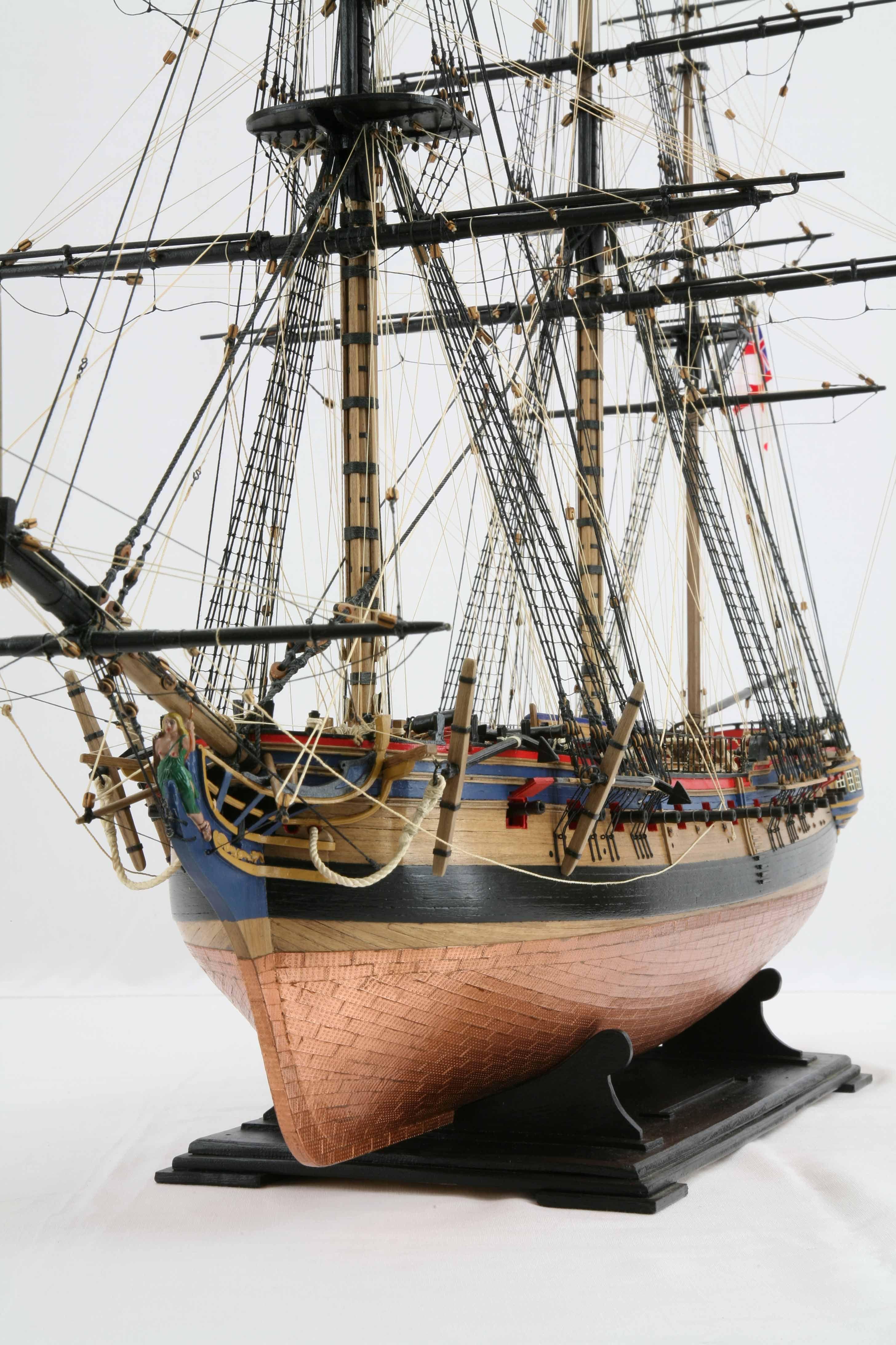 HMS Diana 1794 sailingshipmodells Pinterest