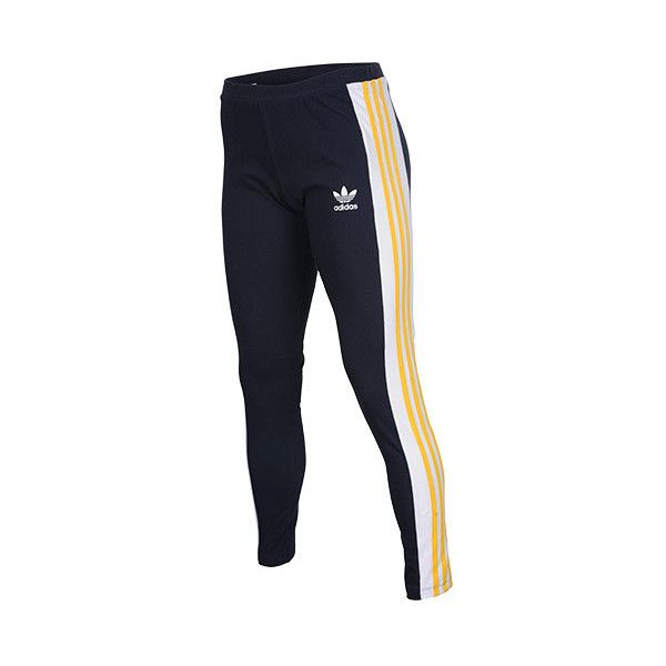 d915888bba0d2a Women's adidas Originals Rita Ora Cosmic Confession Leggings ($35) ❤ liked  on Polyvore featuring activewear, activewear pants, adidas, vintage  sportswear, ...