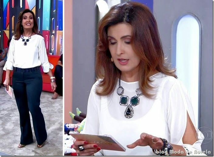 Looks Fátima Bernardes