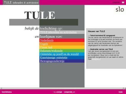 op tule.slo.nl kun je de tussendoelen en kerndoelen vinden.
